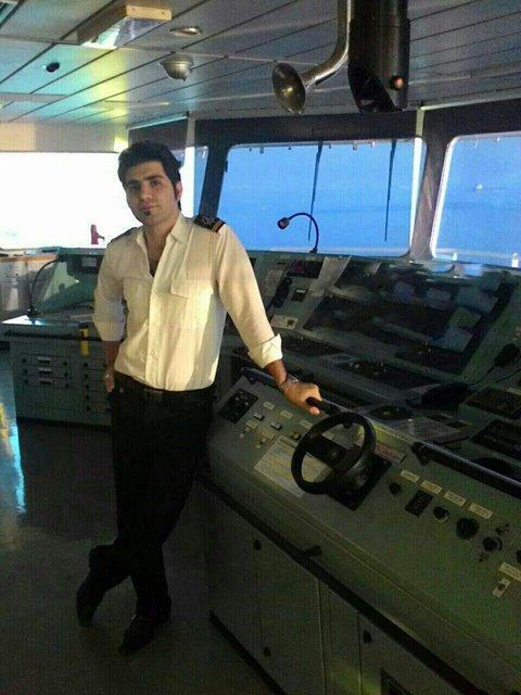 مراسم ترحیم افسر سوم کشتی نفتکش سانچی برگزار می شود