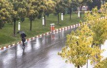 کاهش روزهای بارندگی در مازندران