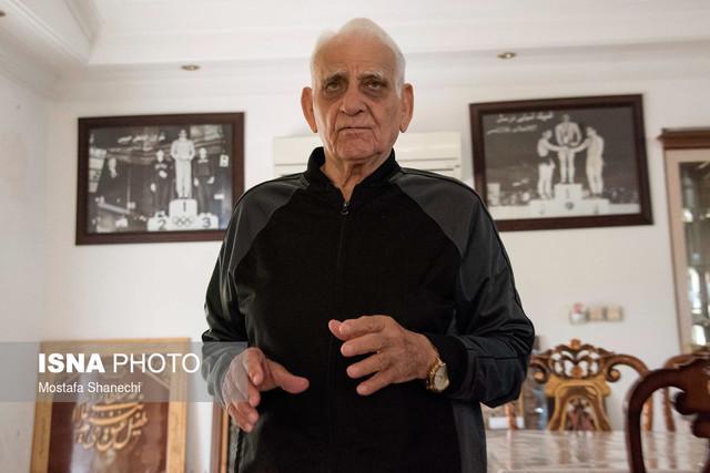 پای پیاده تا اولین مدال طلای المپیک ایران
