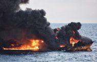 ضربه به کشتی و تناژ بالای میعانات گازی دلیل اصلی انفجار سانچی