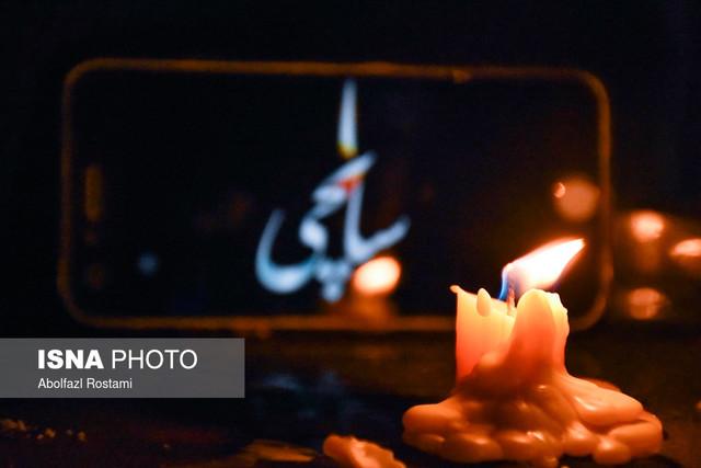 مراسم گرامیداشت جانباختگان نفتکش سانچی در نوشهر برگزار شد