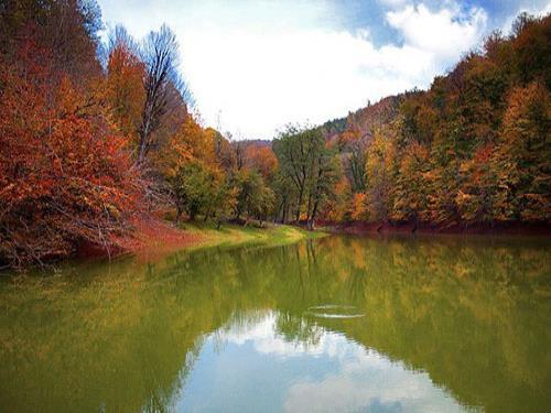 معرفی دریاچه چورت(میانشه)