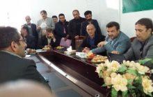 گزارش تصویری  ملاقات عمومی فرماندار مرکز استان در بخش چهاردانگه