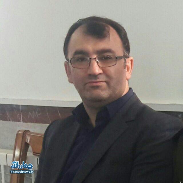 پیام تسلیت بخشدار در پی درگذشت پدر رئیس شورای اسلامی بخش چهاردانگه
