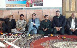 همایش دهیاران، شوراهای اسلامی روستا و فرماندهان پایگاههای بسیج بخش چهاردانگه