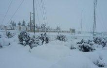 بیشترین میزان بارش برف مازندران در کیاسر به ۷۲ سانتی متر رسید