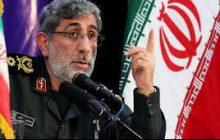 سردار قاآنی:منطق، بالاترین قدرت ایران است