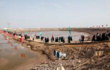 سفر ۳۰۰۰ دانشجوی مازندرانی به مناطق عملیاتی دفاع مقدس