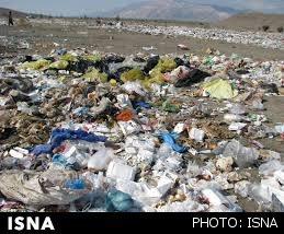 زباله معضل عمده روستاهای مرکزی چالوس
