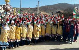 گزارش تصویری از مردم کیاسر در راهپیمایی ۲۲ بهمن ۹۶