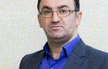 پیام تبریک بخشدار چهاردانگه به احمد حسین زادگان