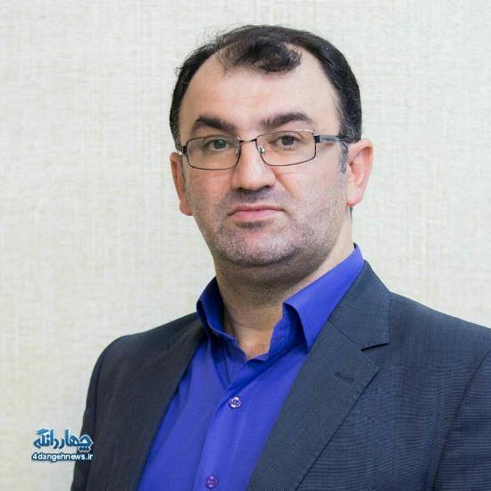 پیام بخشدار چهاردانگه به مناسبت روز جمهوری اسلامی ایران