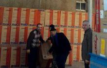 بخاری بین مددجویان تحت پوشش کمیته امداد امام خمینی چهاردانگه توزیع شد