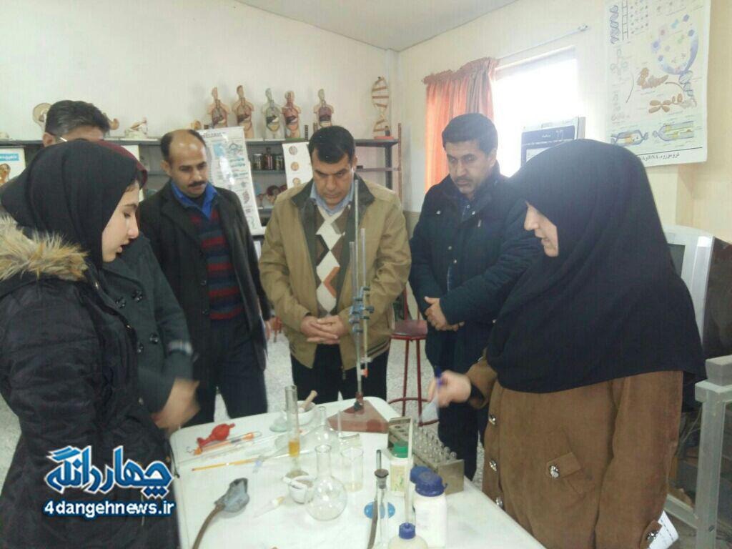 مرحله منطقه ای جشنواره نوجوان خوارزمی در چهاردانگه برگزار شد