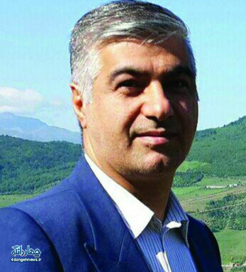 محمدرضا نوکنده به عنوان نماینده فرهنگیان مازندران در صندوق دخیره فرهنگیان انتخاب شد