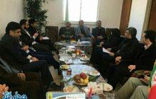 جلسه شورا بهداشت بخش چهاردانگه برگزار شد