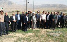 جلسه یادواره شهدای بخش چهاردانگه در روستای ولویه برگزار شد