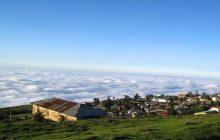 فیلبند؛ روستایی بر فراز آسمان + تصاویر