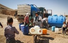 ارادهای برای رفع نیازمندیهای آب شرب مردم در منطقه بالادست چهاردانگه وجود ندارد