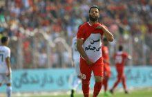 پیروزی پر گل تیم فوتبال نساجی مازندران