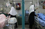 لحظه سال تحویل به همراه همسرم کشیک بیمارستان بودیم/ پرستاری خدمتی خالصانه است