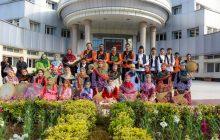 اجرای آیین بومی محلی نوروزخوانی در سطح شهر ساری