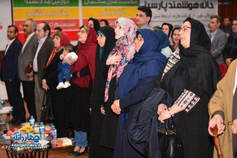 مراسم آیین افتتاح رسمی سازمان مردم نهاد خیریه همت عالی مازندران برگزار شد