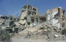 تصاویر اختصاصی پایگاه خبری چهاردانگه از شهر «بوکمال» سوریه