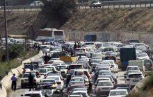 ترافیک پرحجم و روان در محورهای مواصلاتی مازندران