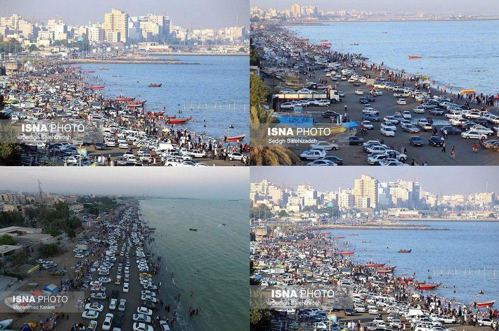 آنچه که طرح دریای امسال مازندران را متفاوت میکند