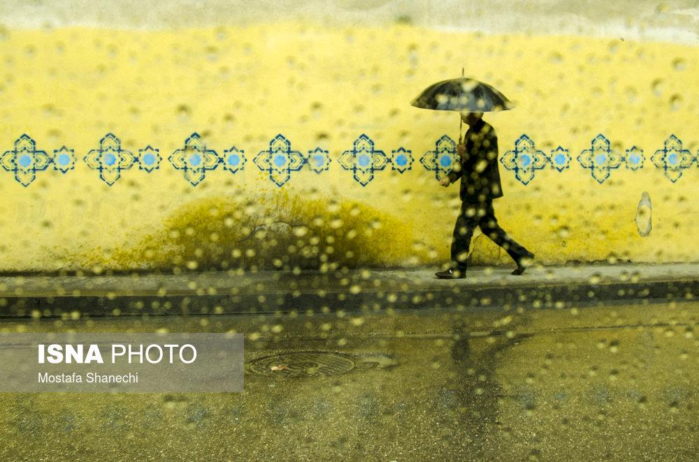 بارش باران بهاری