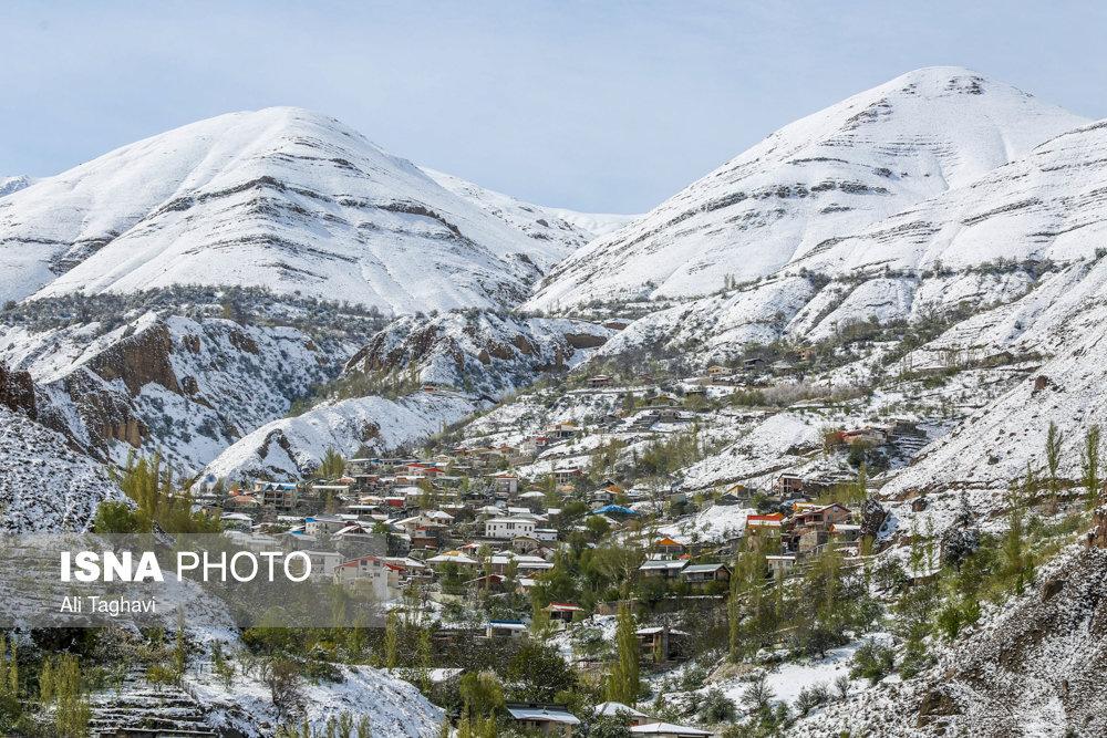 پیش بینی بارش برف در ارتفاعات مازندران/باغداران نگران نباشند