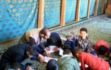 اقدامات گروه جهادی بسیج دانشجویی دانشگاه مازندران در چهاردانگه