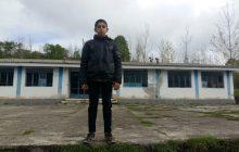 دبستان شهید علوی سادات محله چهاردانگه، دبستانی با یک دانش آموز