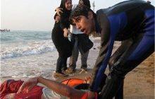 ساری| طرح پیشگیری از تلفات انسانی در سواحل مازندران آغاز شد