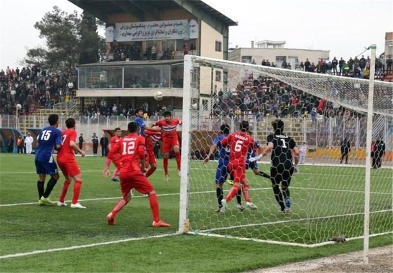 مازندران|ورزشگاه شهید وطنی قائمشهر قبل از لیگ آماده میشود