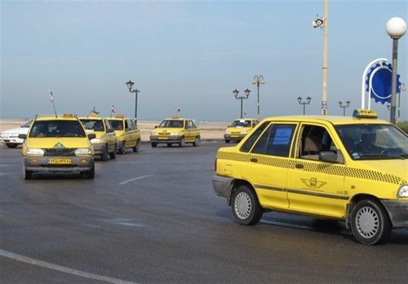 مازندران| نرخ کرایه تاکسیهای درون شهری ساری افزایش مییابد