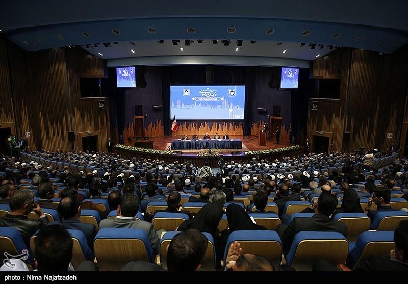 جلسه شورای اداری مازندران با حضور آیت الله العظمی نوری همدانی برگزار شد