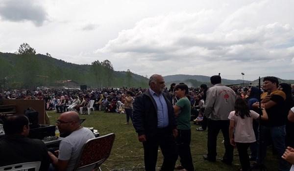 پایان جشنواره ملی گلمحمدی در دودانگه مازندران/ دودانگه گلستانِ گلمحمدی میشود