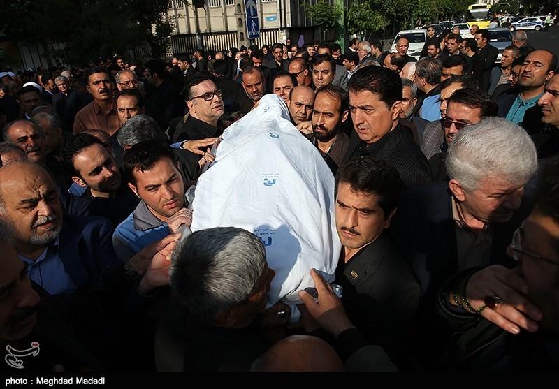 مازندران|پیکر مرحوم علیزاده در امامزاده عبدالحق زیرآب خاکسپاری میشود
