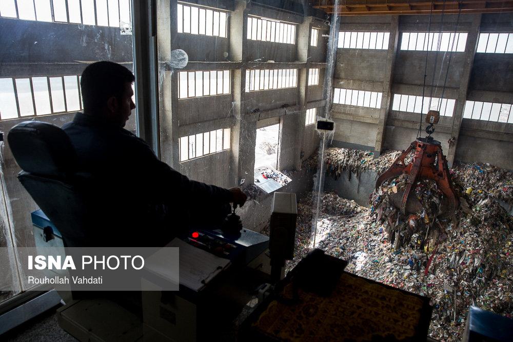 تنها 20 درصد زبالههای مازندران ارزش سوزاندن دارند