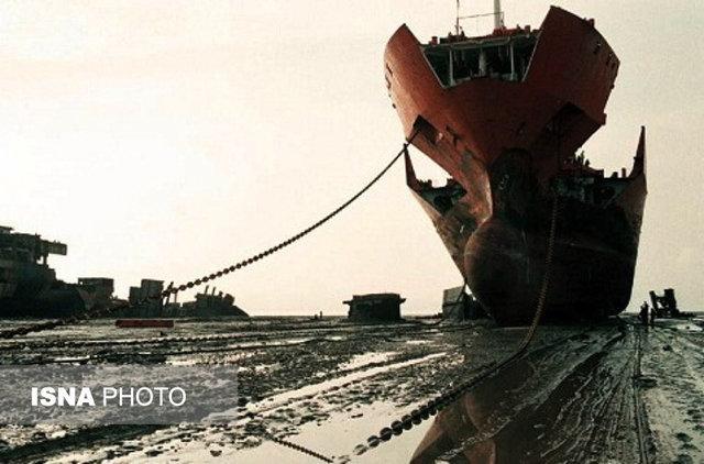 تعمیر شناورهای منطقه شمال کشور برای نخستین بار در مازندران