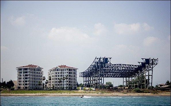 رد شدن شهرهای ساحلی از خط قرمز حریم دریا