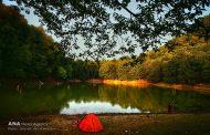 اینجا دریاچه چورت است مکانی رویایی در چهاردانگه ( تصاویر )