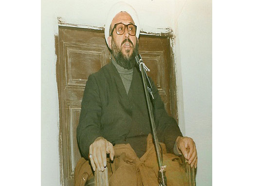 4 خرداد سالگرد برگزاری  اولین نماز جمعه در بخش چهاردانگه