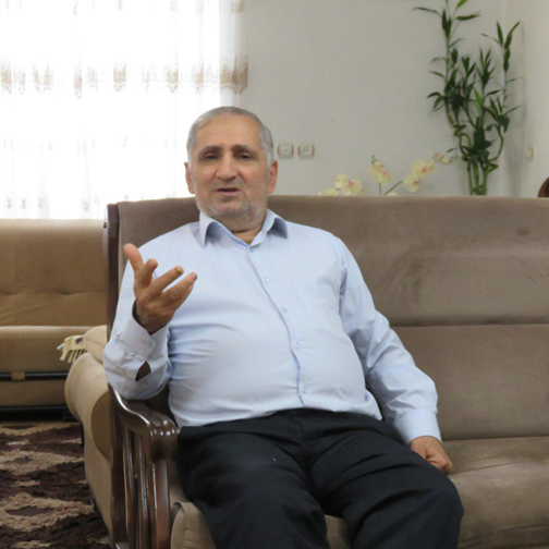 گفتگو با گلبرار رئیسی آتنی، محقق و معلم نمونه کشوری