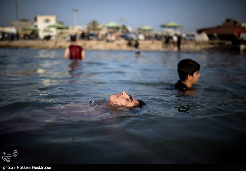 شنا در سواحل مازندران تا چهارشنبه هفته جاری ممنوع شد
