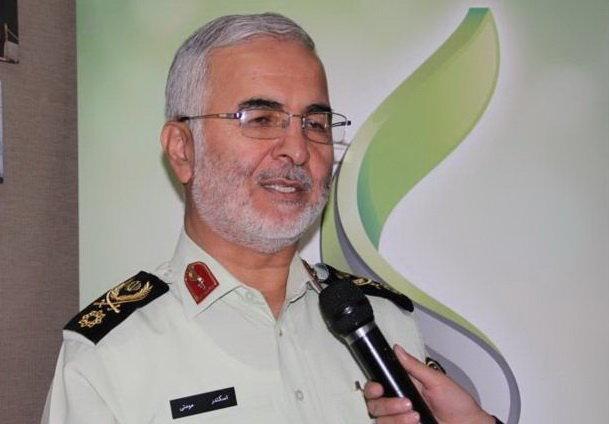 جانشین فرمانده ناجا: استکبار جهانی قدرت دفاعی ایران را نشانه گرفته است