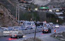 روان بودن ترافیک در محورهای مواصلاتی مازندران