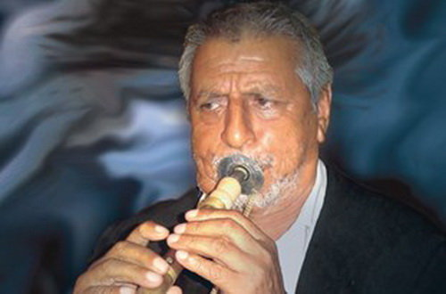 وداع با آخرین سرنانواز قدیمی مازندران